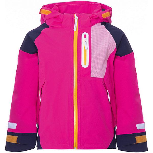 Куртка LAGAN  DIDRIKSONS1913Верхняя одежда<br>Характеристики товара:<br><br>• цвет: розовый;<br>• внешняя ткань: 100% Полиэстер. Пропитка - DWR finish (без фторуглерода); <br>• подкладка: 100% полиэстер трикотаж;<br>• водонепроницаемость: 10000 м.<br>• паропроводимость: 6000 г/м2/24ч <br>• температурный режим: от +7 до +20 С;<br>• сезон: демисезон;<br>• регулируемый капюшон;<br>• капюшон снимается;<br>• регулируемый низ куртки;<br>• увеличивающийся размер;<br>• 4-х-сторонний стретч, эластичный трикотаж;<br>• светоотражающие элементы;<br>• защита подбородка от защемления;<br>• манжеты на липучке;<br>• страна бренда: Швеция.<br><br>Детская куртка «LAGAN» от производителя DIDRIKSONS1913 выполнена из непромокаемого и непродуваемого материала, который тянется во всех направлениях и не сковывает движения ребенка. Благодаря большому функционалу, куртка прекрасно защитит в непогоду. Мембранная ткань позволят комфортно себя чувствовать при ветреной и дождливой погоде. <br><br>Модель выполнена в спортивном стиле, прямого кроя с удобными глубокими карманами на молнии. Яркая комбинация цветов отлично смотрится с различной детской одеждой и аксессуарами.<br><br>DIDRIKSONS 1913 (Швеция) - ведущий европейский производитель функциональной одежды для города, туризма, активного отдыха на природе и спорта. Непромокаемая одежда Didriksons очень проста в уходе. Загрязнения легко удаляются влажной губкой или под струей воды. <br><br>Демисезонную куртку «LAGAN» от бренда DIDRIKSONS1913 (Дидриксон1913) можно купить в нашем интернет-магазине.<br>Ширина мм: 356; Глубина мм: 10; Высота мм: 245; Вес г: 519; Цвет: фуксия; Возраст от месяцев: 18; Возраст до месяцев: 24; Пол: Унисекс; Возраст: Детский; Размер: 90,140,130,120,110,100; SKU: 7797606;