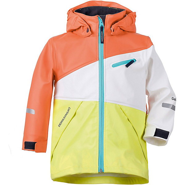 Непромокаемый плащ GULL DIDRIKSONS1913Верхняя одежда<br>Характеристики товара:<br><br>• цвет: красный, желтый, белый;<br>• внешняя ткань: Galon 100% полиуретан; <br>• подкладка: трикотаж 100% полиэстер;<br>• водонепроницаемость: 8000 мм.<br>• воздухонепроницаемость: 5000 г/м2/24ч <br>• температурный режим: от +10 до +20 С;<br>• сезон: демисезон;<br>• модель: плащ;<br>• регулируемый подол;<br>• защита подбородка;<br>• капюшон отстёгивается;<br>• эластичный материал;<br>• скрытый шов (увеличивается длина рукава);<br>• светоотражатели;<br>• страна бренда: Швеция.<br><br>Детский плащ «GULL» шведской марки Didriksons 1913 рассчитана на температурный режим от +10 градусов. Выполнена из непромокаемого и не продуваемого запатентованного материала Galon (полиуретан), который тянется во всех направлениях и не сковывает движения ребенка. Модель свободного кроя, выполнена в яркой комбинации цветов,  дополнена карманами и светоотражающими элементами. <br><br>Все швы проклеены, внешняя поверхность ткани обработана дополнительной водоотталкивающей пропиткой, что обеспечивает максимальную защиту от внешней влаги. В таком плаще ребенок может находится под дождем, не боясь промокнуть! <br><br>DIDRIKSONS 1913 (Швеция) - ведущий европейский производитель функциональной одежды для города, туризма, активного отдыха на природе и спорта. Непромокаемая одежда Didriksons очень проста в уходе. Загрязнения легко удаляются влажной губкой или под струей воды. <br><br>Детский плащ «GULL» от бренда DIDRIKSONS1913 (Дидриксон1913) можно купить в нашем интернет-магазине.<br>Ширина мм: 356; Глубина мм: 10; Высота мм: 245; Вес г: 519; Цвет: оранжевый; Возраст от месяцев: 18; Возраст до месяцев: 24; Пол: Унисекс; Возраст: Детский; Размер: 90,140,130,120,110,100; SKU: 7797671;