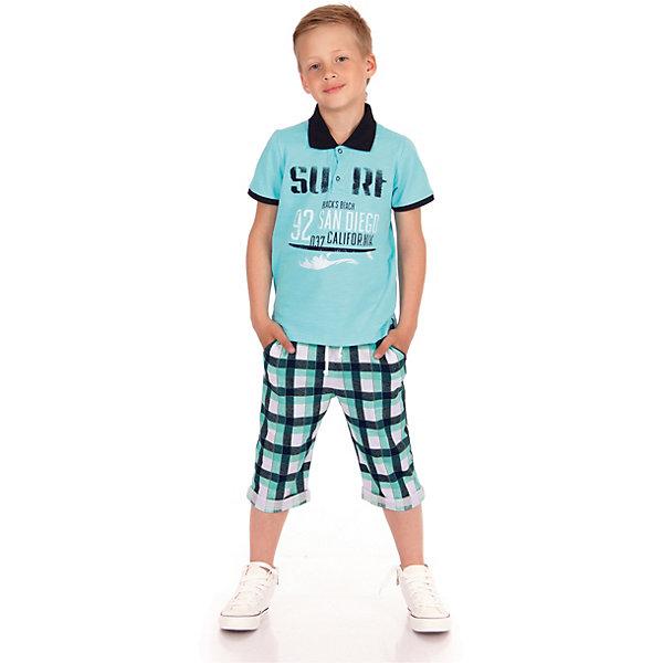 Джемпер АпрельФутболки, поло и топы<br>Характеристики товара:<br><br>• цвет: голубой<br>• состав ткани: 100% хлопок<br>• сезон: лето<br>• застегиваются на кнопки<br>• короткие рукава<br>• с рисунком<br>• страна бренда: Россия<br><br>Хлопковая футболка-поло для детей - симпатичная и практичная повседневная вещь. Эта футболка для ребенка от популярного бренда Апрель декорирована оригинальным принтом. Материал этой детской футболки - чистый натуральный хлопок, который позволит создать комфортные условия для тела. <br><br>Футболку Апрель можно купить в нашем интернет-магазине.<br>Ширина мм: 190; Глубина мм: 74; Высота мм: 229; Вес г: 236; Цвет: голубой; Возраст от месяцев: 24; Возраст до месяцев: 36; Пол: Унисекс; Возраст: Детский; Размер: 98,128,122,116,110,104; SKU: 7799824;