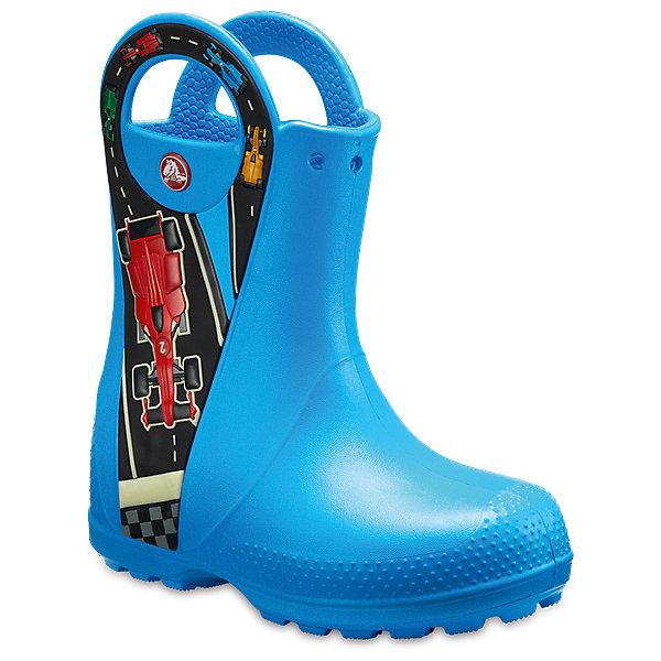 crocs Резиновые сапоги CROCS для мальчика