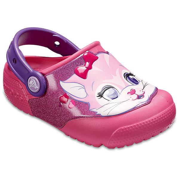 crocs Сабо CROCS для девочки сабо crocs hilo lined clo