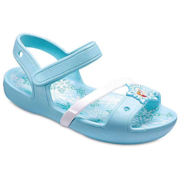 crocs Сандалии Frozen CROCS для девочки crocs сандалии frozen crocs для девочки