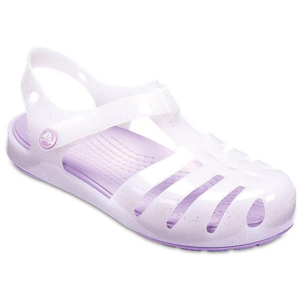 Фото - crocs Сандалии CROCS для девочки кроксы rhyme g crocs 100