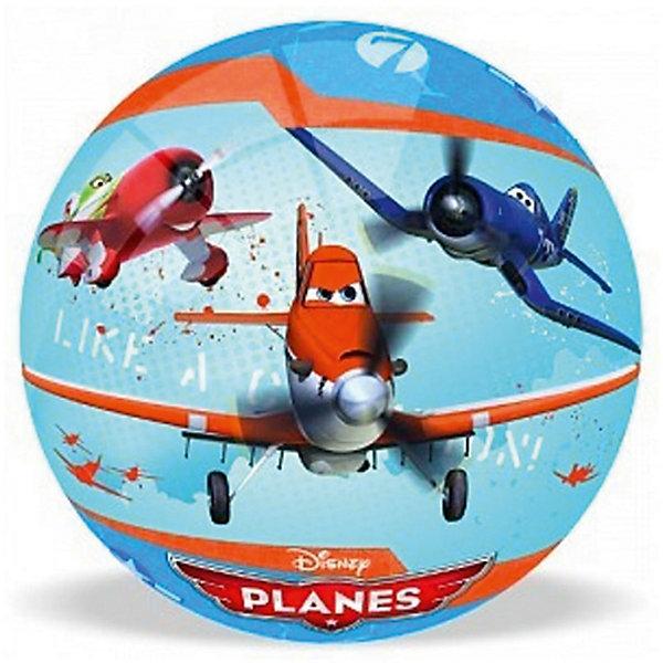 Мяч Unice Самолеты , 23 смМячи детские<br>Характеристики:<br><br>• тип игрушки: мяч;<br>• возраст: от 2 лет;<br>• материал: ПВХ;<br>• цвет: красный, голубой;<br>• вес: 150 гр;<br>• размер: 23х23х23 см;<br>• бренд: Unice.<br><br>Мяч Unice «Самолеты», для девочек 23 см удобен для самых маленьких ребят своим небольшим диаметром, гладкостью, отличной прыгучестью и яркостью. Он станет отличным решением для игр как на открытом воздухе, так и в просторном помещении. Мячик изготавливается из сертифицированных качественных материалов.<br><br>Яркие красочные рисунки привлекут внимание самых маленьких игроков. Диаметр изделия идеален для малышей, мячик удобно держать в ладошках и пинать ножками. Мяч незаменим для веселых подвижных игр в большой компании, которые способствуют развитию глазомера, воображения, скорости реакции, ловкости.<br><br>Для изготовления мяча используется ПВХ высочайшего качества, благодаря чему он очень упругий. Изображения на изделии отличаются высокой стойкостью, они не потускнеют со временем и не сотрутся при частых играх.<br><br>Мяч Unice «Самолеты», для девочек 23 см можно купить в нашем интернет-магазине.<br>Ширина мм: 23; Глубина мм: 23; Высота мм: 23; Вес г: 150; Возраст от месяцев: 24; Возраст до месяцев: 60; Пол: Унисекс; Возраст: Детский; SKU: 7905798;