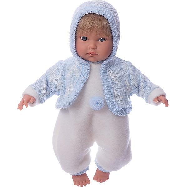 Купить Кукла Llorens Кукуй 30 см со звуком, Испания, Женский