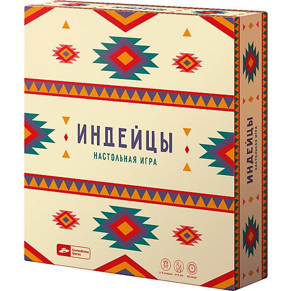 Cosmodrome Games Настольная игра 52022 Индейцы
