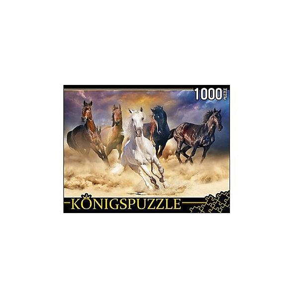 Konigspuzzle Пазл Konigspuzzle Свободные духом 1000 элементов пазл konigspuzzle 1000 эл 68 5 48 5см цветы на кофейном столике алк1000 6507