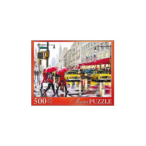 Konigspuzzle Пазл Masterpuzzle Осенний Нью-Йорк 500 элементов пазл дом у озера доминик дэвисон masterpuzzle 1000 деталей