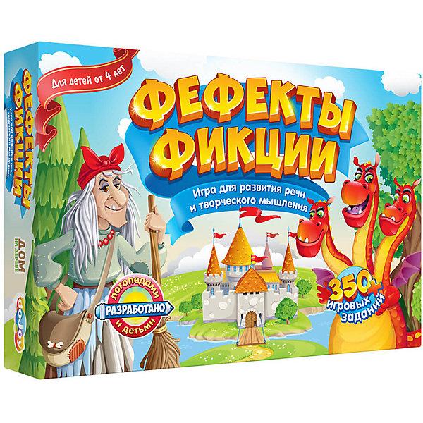 DoJoy Настольная игра DoJoy Фефекты фикции