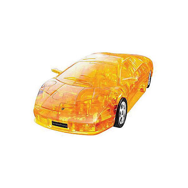 3D пазл Happy Well Ламборджини, желтыйКристаллические пазлы<br>Характеристики товара:<br><br>• возраст: от 8 лет;<br>• материал: пластик;<br>• количество деталей: 64 шт; <br>• масштаб: 1:32;<br>• размер упаковки: 22х13х6 см;<br>• вес упаковки: 278 гр.;<br>• страна бренда: Гонконг.<br><br>3D пазл Happy Well Ламборджини - это уникальное сочетание конструктора и классического пазла. Он полезен для развития логических, аналитических способностей, пространственного мышления. <br>После сборки миниатюрной копии настоящего автомобиля, его можно использовать как игрушку, так как колеса вращаются и автомобиль быстро движется.<br><br>3D пазл Happy Well Ламборджини можно купить в нашем интернет-магазине.<br>Ширина мм: 220; Глубина мм: 60; Высота мм: 130; Вес г: 245; Возраст от месяцев: 96; Возраст до месяцев: 2147483647; Пол: Унисекс; Возраст: Детский; SKU: 7911765;