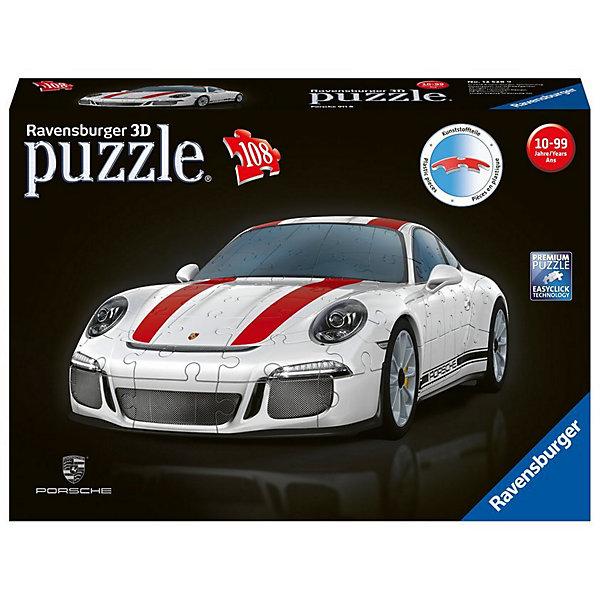 цена на Ravensburger 3D пазл Ravensburger Porsche 911R