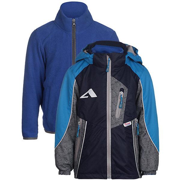 OLDOS Куртка Динэй OLDOS ACTIVE для мальчика куртка для мальчика oldos active 17 oa 3jk517 1 юджин цвет серый яр голубой 104 4690205258540