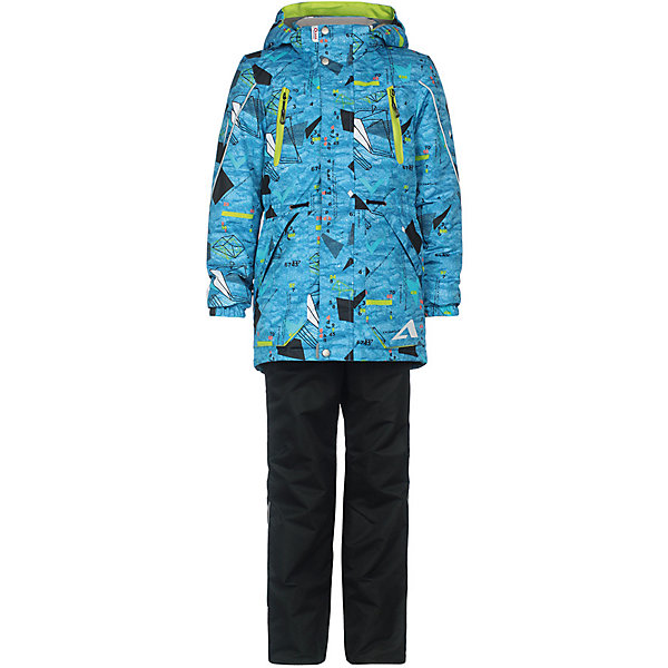 OLDOS Комплект: куртка и брюки Магнус OLDOS ACTIVE для мальчика oldos комплект джак
