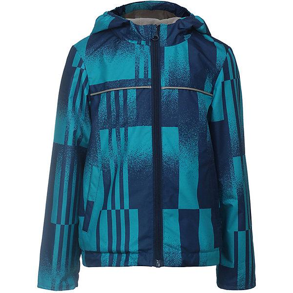 Купить Демисезонная куртка JICCO BY OLDOS Ролан, Россия, голубой, 98, 92, 128, 122, 116, 110, 104, Мужской