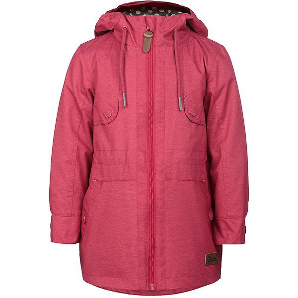 Куртка Сьюзи OLDOS для девочкиВерхняя одежда<br>Характеристики товара:<br><br>• цвет: розовый;<br>• внешняя ткань: 100% полиэстер, пропитки PU+WR; <br>• подкладка: принтованная бязь (65% п/э, 35% х/б);<br>• сезон: демисезон;<br>• температурный режим: от +10 до +20;<br>• застежка: на молнии, на кнопках, на липучках;<br>• не съемный капюшон, с утяжкой на шнурке;<br>• внутренняя ветрозащитная планка с защитой подбородка от прищемления;<br>• регулируемая талия;<br>• манжеты на кнопках;<br>• врезные карманы на молнии;<br>• нашивка-потеряшка;<br>• светоотражающие элементы;<br>• страна бренда: Россия.<br><br>Модная и стильная куртка «Сьюзи» для девочки от OLDOS добавит ярких красок в весенний гардероб.Идеальна для ношения в прохладные весенние деньки. Выполнена в красивом розовом цвете с нашивками, хорошо сидит по фигуре и сочетается с различной одеждой и обувью.<br><br>Внешняя ткань с водо-грязеотталкивающей пропиткой защищает от ветра и дождя. Контрастная принтованная подкладка из бязи - 65% полиэстер, 35% хлопок. Капюшон с декоративными шнурками и внутренней резинкой по краям для лучшего прилегания, внутренняя утяжка по талии. Модель имеет два врезных кармана на кнопке. Манжеты рукавов на кнопке. Изделие дополнено светоотражающими элементами.<br><br>Куртку для девочки «Сьюзи» от бренда OLDOS (Олдос) можно купить в нашем интернет-магазине.<br>Ширина мм: 356; Глубина мм: 10; Высота мм: 245; Вес г: 519; Цвет: розовый; Возраст от месяцев: 24; Возраст до месяцев: 36; Пол: Женский; Возраст: Детский; Размер: 98,104,110,116,122,128; SKU: 7913331;