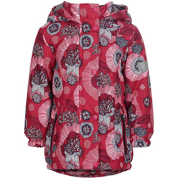 Куртка Ирма JICCO BY OLDOS для девочкиВерхняя одежда<br>Характеристики товара:<br><br>• цвет: розовый;<br>• внешняя ткань: 100% полиэстер, покрытие TEFLON; <br>• подкладка: флис, 100% полиэстер;<br>• сезон: демисезон;<br>• температурный режим: от +10 до +20;<br>• застежка: на молнии;<br>• съемный капюшон, внутренняя резинка по краям для лучшего прилегания<br>• внутренняя ветрозащитная планка с защитой подбородка от прищемления;<br>• резинка сзади по талии <br>• манжеты прымые;<br>• 2 боковых кармана;<br>• нашивка-потеряшка;<br>• светоотражающие элементы;<br>• страна бренда: Россия.<br><br>Легкая куртка-ветровка «Ирма» для девочки  от Росийсского производителя JICCO BY OLDOS- отличный вариант для активных прогулок.  Красивый цветочный принт и яркие тона - обязательно понравятся вашей юной моднице. Стильная куртка хорошо сидит по фигуре и сочетается с различной одеждой и обувью.<br><br>Внешняя ткань с водо-грязеотталкивающей пропиткой защищает от ветра и дождя. Куртка имеет все самое необходимое для комфортной носки: капюшон с внутренней резинкой по краям для лучшего прилегания, двойную ветрозащитную планку по всей длине молнии с защитой подбородка от защемления, манжеты на резинке, по талии вшита резинка для лучшего прилегания, карманы на молнии. Подкладка флис, в рукавах - ворсовое полотно гладкой стороной к телу. Снабжена светоотражающими элементами. <br><br>Куртку-ветровку для девочки «Ирма» от бренда JICCO BY OLDOS (Жико бай Олдос) можно купить в нашем интернет-магазине.<br>Ширина мм: 356; Глубина мм: 10; Высота мм: 245; Вес г: 519; Цвет: розовый; Возраст от месяцев: 18; Возраст до месяцев: 24; Пол: Женский; Возраст: Детский; Размер: 98,92,128,122,116,110,104; SKU: 7913344;
