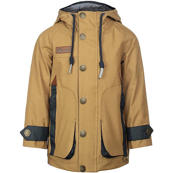 Куртка Винсент OLDOS для мальчикаВерхняя одежда<br>Характеристики товара:<br><br>• цвет: бежевый;<br>• внешняя ткань: 100% полиэстер, пропитки PU+WR; <br>• подкладка: принтованная бязь (65% п/э, 35% х/б);<br>• сезон: демисезон;<br>• температурный режим: от +10 до +20;<br>• застежка: на молнии, на кнопках, на липучках;<br>• не съемный капюшон, с утяжкой на шнурке;<br>• внутренняя ветрозащитная планка с защитой подбородка от прищемления;<br>• регулируемая талия;<br>• манжеты на кнопках;<br>• врезные карманы на молнии;<br>• нашивка-потеряшка;<br>• светоотражающие элементы;<br>• страна бренда: Россия.<br><br>Модная и стильная ветровка «Винсент» для мальчика от OLDOS с водо- и грязеотталкивающими пропитками - прекрасное дополнение к любому гардеробу! Идеальна для ношения в прохладные весенние деньки. Выполнена в красивом бежевом цвете с принтовыми нашивками, хорошо сидит по фигуре и сочетается с различной одеждой и обувью.<br><br>Внешняя ткань с водо-грязеотталкивающей пропиткой защищает от ветра и дождя, а также очень проста в уходе за ней. Капюшон с  регулируемой утяжкой на х/б шнуре,  двойная ветрозащитная планка по всей длине молнии с защитой подбородка, манжеты на кнопке, регулировка по низу куртки. Снабжена накладными карманами на молнии и светоотражающими элементами. <br><br>Куртку-ветровку для мальчика «Винсент» от бренда OLDOS (Олдос) можно купить в нашем интернет-магазине.<br>Ширина мм: 356; Глубина мм: 10; Высота мм: 245; Вес г: 519; Цвет: бежевый; Возраст от месяцев: 60; Возраст до месяцев: 72; Пол: Мужской; Возраст: Детский; Размер: 116,122,110,104,98,128,134,140; SKU: 7913389;