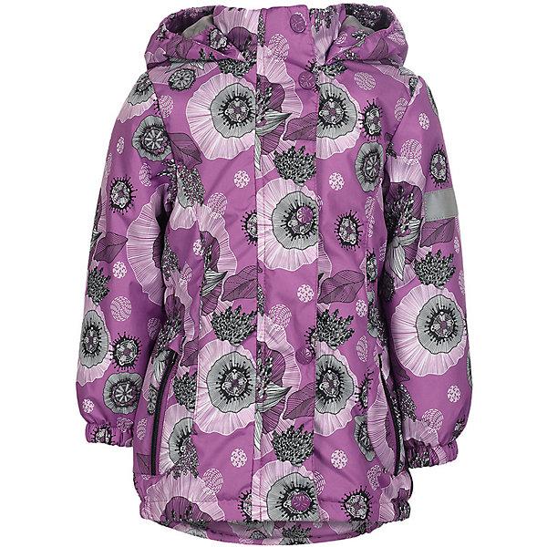 Купить Демисезонная куртка JICCO BY OLDOS Ирма, Россия, сиреневый, 92, 128, 122, 116, 110, 104, 98, Женский