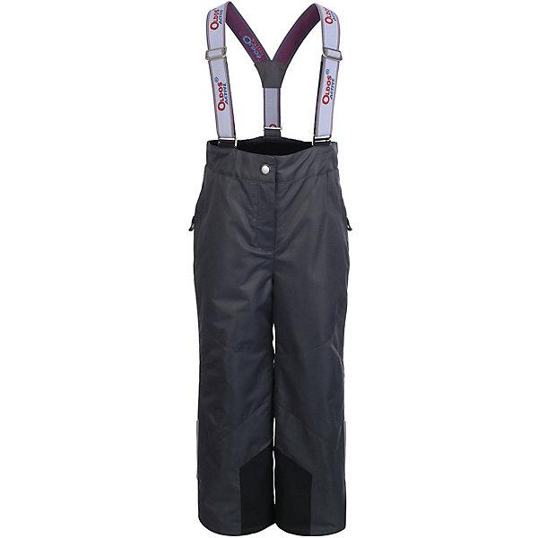 OLDOS Брюки Омега OLDOS ACTIVE для девочки брюки для девочки oldos милена цвет темно серый 3б1374 размер 152 12 лет