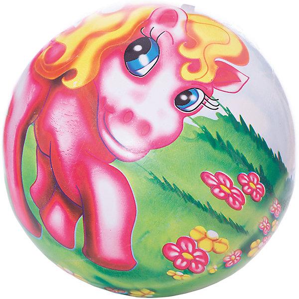 Мяч Dema-Stil Моя маленькая пони, 23 смМячи детские<br>Характеристики:<br><br>• тип игрушки: мяч;<br>• возраст: от 3 лет;<br>• материал: ПВХ;<br>• цвет:  розовый, фиолетовый, голубой;<br>• вес: 140 гр;<br>• размер: 23х23х23 см;<br>• бренд: Dema Stil.<br><br>Мяч Dema-Stil «Моя маленькая пони», 23 см изготовлен с использованием качественной печати на материалах из ПВХ. На этом мяче изображены милые маленькие пони в стиле известного мультфильма My Little Pony. С ними девочке приобщаться к спорту будет еще веселее. Мяч подходит для огромного количества спортивных игр и состязаний, он помогает развивать реакцию, координацию движений и ловкость. С ним можно играть и в помещении, и на природе, и в воде. <br><br>Мяч Dema-Stil «Моя маленькая пони», 23 см можно купить в нашем интернет-магазине.<br>Ширина мм: 230; Глубина мм: 230; Высота мм: 230; Вес г: 140; Цвет: фиолетово-розовый; Возраст от месяцев: 36; Возраст до месяцев: 84; Пол: Унисекс; Возраст: Детский; SKU: 7920710;