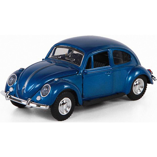 Yako Машинка Yako Toys 1:34, синяя неваляшка yako m6613a