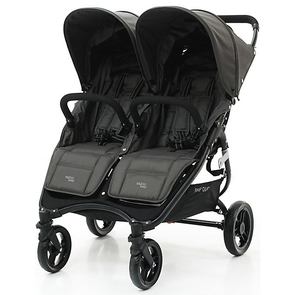Valco Baby Прогулочная коляска для двойни Valco baby Snap Duo / Dove Grey