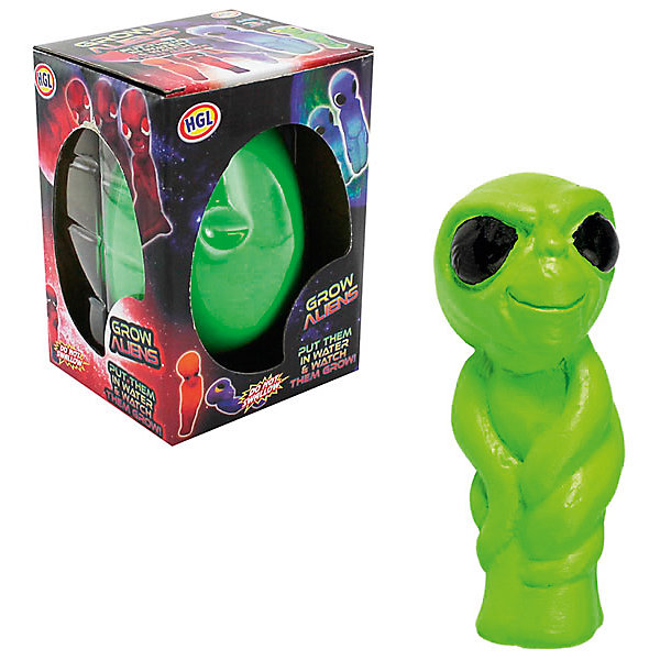 HGL Яйцо растущее в воде HGL Инопланетянин, большое