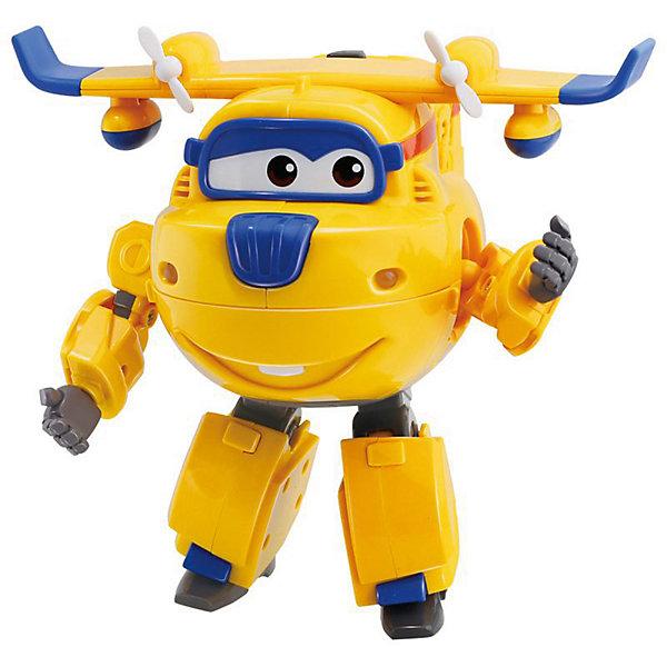Купить Интерактивная игрушка Auldey Супер Крылья Говорящий трансформер Донни, -, Китай, Унисекс