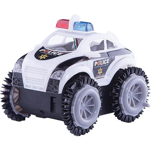Zhorya Машина-перевертыш Zhorya Полиция машины игруша машина полиция 25 см