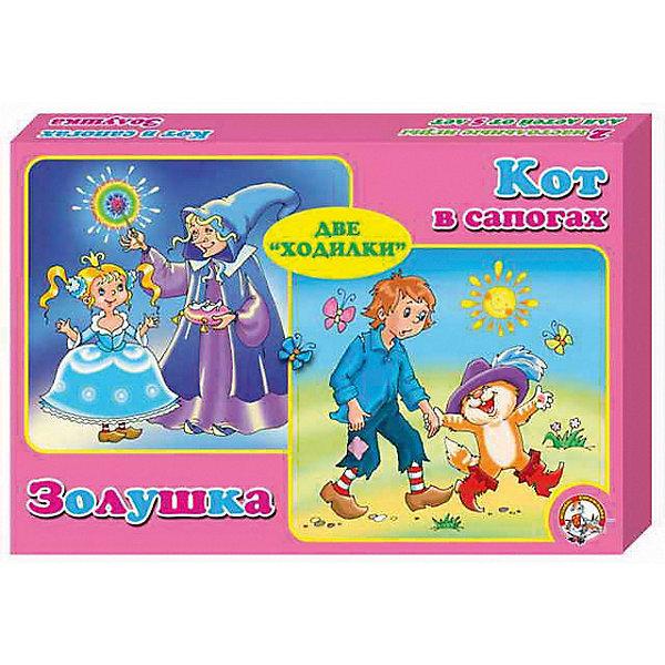 Десятое королевство Настольная игра - ходилка   2  1 Золушка. Кот  сапогах