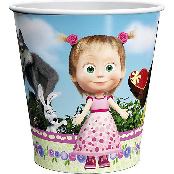 Набор Rosman из 6 стаканов Ягодное лето. Маша и Медведь, 220 млСтаканы<br>Характеристики:<br><br>• возраст: от 3 лет<br>• в наборе: 6 стаканов<br>• материал: бумага<br>• объем: 220 мл.<br>• упаковка: пакет с хедером<br><br>Красивые, стильные одноразовые стаканы «Ягодное лето» бренда «Росмэн» с изображением героев мультсериала «Маша и Медведь» отлично подойдут для организации детской вечеринки, дня рождения и других праздников.<br><br>Стаканы выполнены из плотной бумаги, прекрасно удерживают напитки, не промокают. Они абсолютно безопасны. Стаканы не разобьются и не поранят детей, их не придется мыть после завершения праздника.<br><br>Детские праздники с применением яркой одноразовой посуды станут намного веселее и красочней.<br><br>Набор Rosman из 6 стаканов Ягодное лето. Маша и Медведь, 220 мл можно купить в нашем интернет-магазине.<br>Ширина мм: 135; Глубина мм: 75; Высота мм: 270; Вес г: 37; Возраст от месяцев: 36; Возраст до месяцев: 120; Пол: Унисекс; Возраст: Детский; SKU: 7926324;