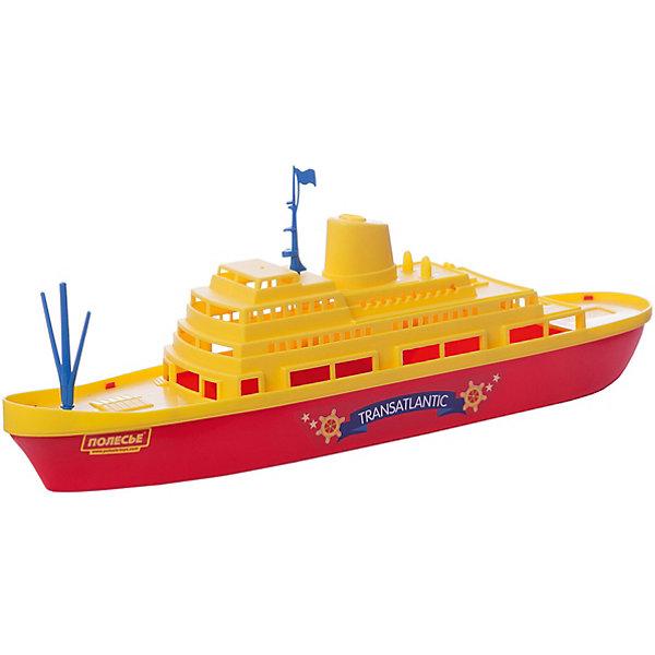 Polesie Корабль Полесье Трансатлантик игрушки для ванны полесье корабль трансатлантик