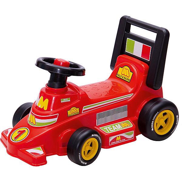Polesie Каталка-автомобиль Полесье Трек игрушки для ванны полесье паром балтик автомобиль мини 4 шт