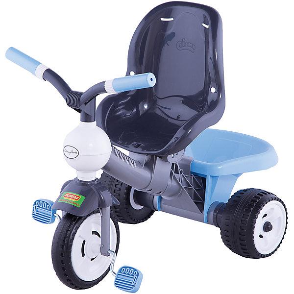 Трёхколесный велосипед Полесье АмигоВелосипеды и аксессуары<br>Характеристики:<br><br>• тип игрушки: велосипед;<br>• возраст: от 1 года;<br>• материал: пластик;<br>• цвет: голубой;<br>• вес: 4 кг;<br>• размер:73х50х60 см;<br>• страна бренда: Беларусь;<br>• бренд:  Полесье.<br> <br>Велосипед 3-х колёсный «Амиго» Полесье -  замечательная игрушка, которая и развлечёт, и разовьёт ребёнка! Используя велосипеды «Амиго» от «Полесья», можно начать учить ребёнка правильному и безопасному поведению участника дорожного движения. Велосипеды сделаны из прочного пластика с металлическими элементами. Все велосипеды «Амиго» от «Полесья» производятся с удобным сиденьем со спинкой. <br><br>Велосипед 3-х колёсный «Амиго» Полесье можно купить в нашем интернет-магазине.<br>Ширина мм: 730; Глубина мм: 500; Высота мм: 600; Вес г: 4016; Возраст от месяцев: 12; Возраст до месяцев: 2147483647; Пол: Унисекс; Возраст: Детский; SKU: 7927420;