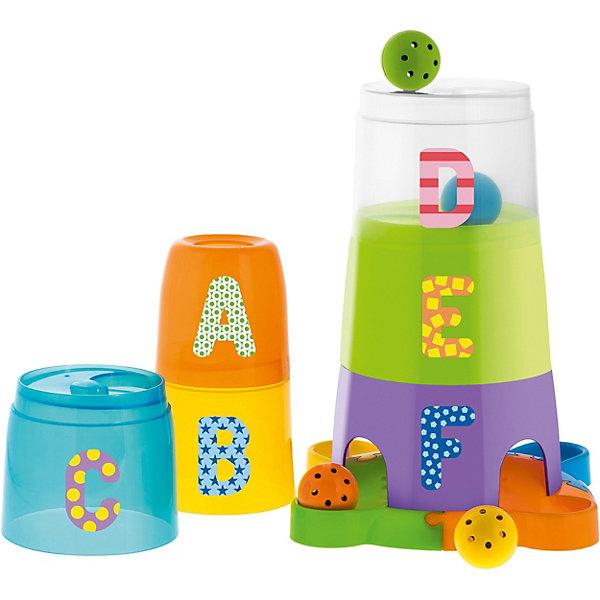 CHICCO Развивающая игрушка Chicco Занимательная пирамидка