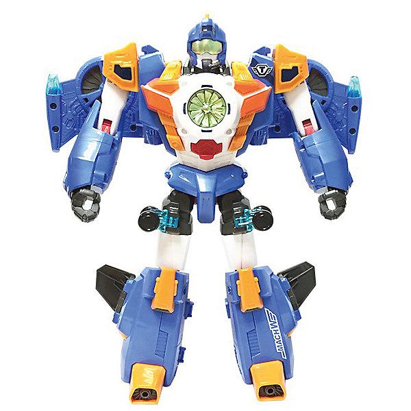 Купить Фигурка-трансформер Young Toys Мини-Тобот Мэх W, Китай, Мужской