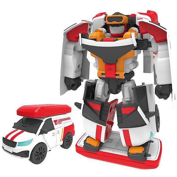 Купить Фигурка-трансформер Young Toys Мини-Тобот V, Китай, Мужской