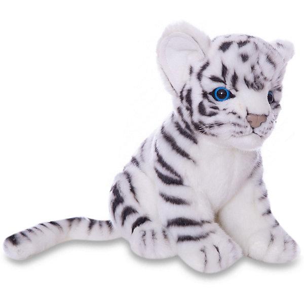 Hansa Мягкая игрушка Белый тигренок, 17 см