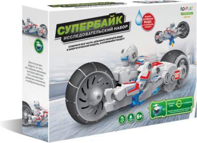 Конструктор ND Play  Супербайк , артикул:7934399 - Робототехника и электроника