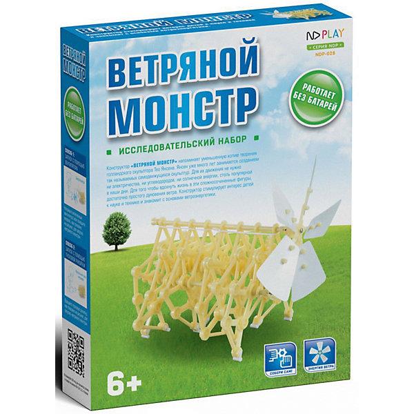Фото - ND Play Конструктор ND PlayВетряноймонстр nd play конструктор nd play робот паук