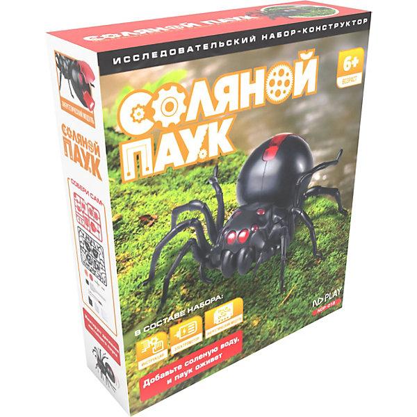 Фото - ND Play Конструктор ND Play Соляной паук nd play конструктор nd play робот паук