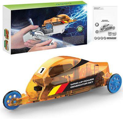 Конструктор ND Play Трициклсдинамо-машиной , артикул:7934419 - Робототехника и электроника
