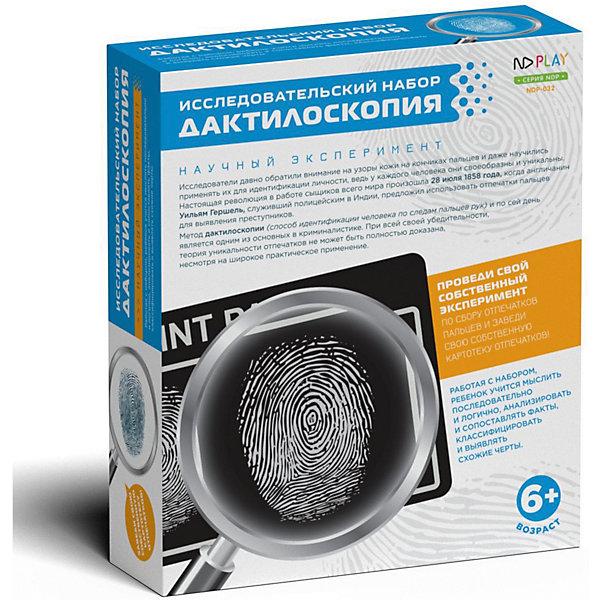 ND Play Исследовательский набор ND Play для снятия отпечатков пальцев