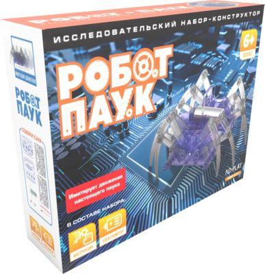Конструктор ND Play  Робот-паук , артикул:7934427 - Робототехника и электроника