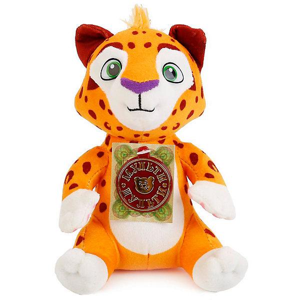 Мульти-Пульти Мягкая игрушка Мульти-пульти Тиг и Лео Лео, 20см мягкие игрушки мульти пульти заяц с морковкой 33 см