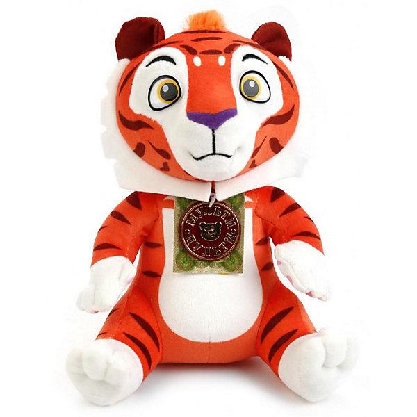 Мульти-Пульти Мягкая игрушка Мульти-пульти Тиг и Лео Тиг, 20см мягкие игрушки мульти пульти заяц с морковкой 33 см