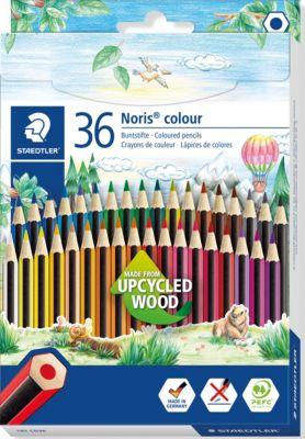 Набор цветных карандашей Staedtler «Noris Colour», 36 цветов, артикул:7935249 - Рисование и раскрашивание
