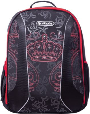 Рюкзак Herlitz  be.bag Airgo  Royalty, без наполнения, артикул:7936523 - Школьные рюкзаки и ранцы