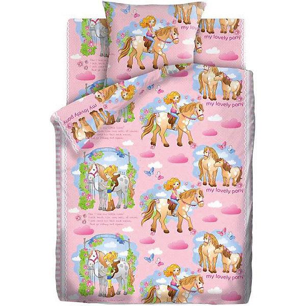 Детское постельное белье 1,5 сп. Кошки-Мышки (70х70см) Девочка и ЛошадкаДетское постельное бельё<br>Характеристики:<br><br>• тип: постельное белье;<br>• возраст: от 3 лет;<br>• материал: бязь;<br>• цвет: розовый;<br>• размер: 1,5 спальный;<br>• комплектация: пододеяльник, простынь, наволочка;<br>• размер наволочки: 70х70;<br>• вес: 1,8 кг;<br>• размер упаковки: 38х30х6 см;<br>• страна бренда: Россия;<br>• бренд: Кошки-мышки.<br><br>Комплект постельного белья «Девочка и лошадка», произведенный из 100% хлопка, обладает такими качествами как гипоаллергенность, экологичность и воздухопроницаемость, что очень важно для детского сна. Кроме того, такое белье дышащее, не нарушает естественные процессы терморегуляции, прочное, не линяет, не деформируется и не теряет своих красок даже после многочисленных стирок, а также отличается хорошей износостойкостью. Этот комплект особенно порадует девочек.<br><br>Комплект постельного белья «Девочка и лошадка»  можно купить в нашем интернет-магазине.<br>Ширина мм: 380; Глубина мм: 300; Высота мм: 60; Вес г: 1800; Цвет: разноцветный; Возраст от месяцев: 36; Возраст до месяцев: 144; Пол: Женский; Возраст: Детский; SKU: 7941097;