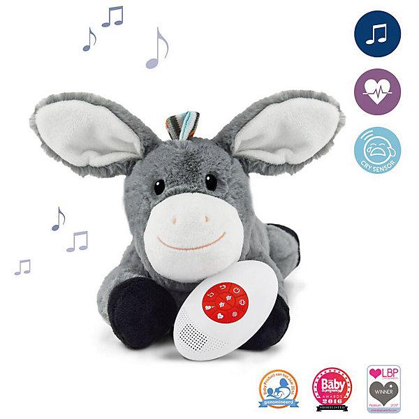 ZaZu Музыкальная мягкая игрушка-комфортер Zazu Дон